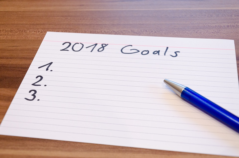 how to make and achieve goals